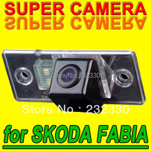 For Philips SKODA FABIA Reverse Back Up Rear View Parking Security car CAM Camera NTSC 170 Degree Kit for GPS Navigation