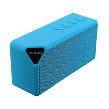 Mini Portable Bluetooth Speaker Wireless Speaker FM TF SD USB Music Box Player Super Bass for Cell Phone Tablet PC iphone MP3(China)