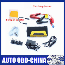 2017 A+++ Quality mini Car jump starter 50800mah 12V Portable Mini Engine Booster Emergency Power Bank
