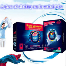 Household Chemicals Detergent Laundry Capsule Stain Remover For Clothes Washing Powder Laundry  Clothes Magic Stain Cleaning