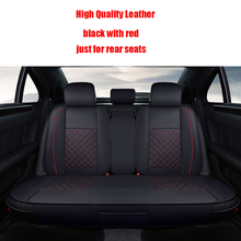 Leather car seat covers For Honda Accord FIT CITY CR-V XR-V Odyssey Element Pilot 2016~2011 car accessories styling