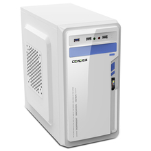 CEMO small Computer case desktop MicroATX host box commercial line mini ITX Chassis(China)