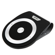 New Arrival Hands Free Bluetooth Car Kit Speaker Wireless Aux Bluetooth Speaker Bluetooth V4.0 for iPhone 5 6 Samsung s5 s6 HTC