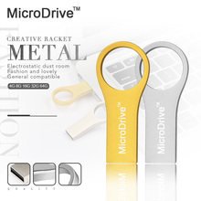 New tennis racket Micro Drive usb flash drive Pen Drive USB 2.0 Memoria usb stick 64GB 32GB 16GB 8GB 4GB for Gift Cle usb