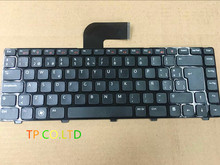 NEW Spain SP Keyboard for DELL INSPIRON 14R N4110 M4110 N4050 M4040 N5050 M5050 M5040 N5040 X501LX502L P17S N4120 M4120 L502X