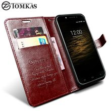 Buy TOMKAS Original Case UMI Rome PU Leather Luxury Flip Wallet Phone Bag Cover Umi Rome X Protective Case for $2.99 in AliExpress store