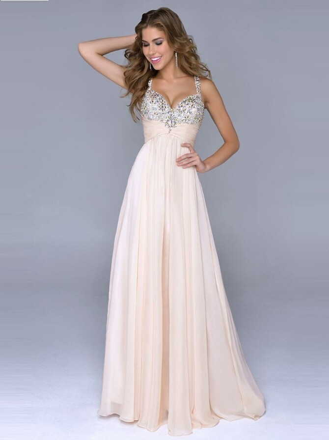 45-pretty-girl-coral-peach-purple-champagne-Spaghetti-Straps-elegant-formal-dresses-evening-gowns-2014-new (1)