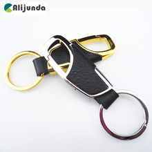 Alijunda Classic Style Business Men's Car Waist Hanged Keyholder for Porsche Cayenne Macan Macan S Panamera Cayman Carrera(China)