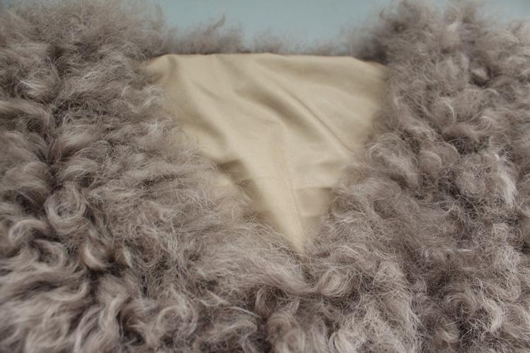 women natural lamb sheep fur coat (23)