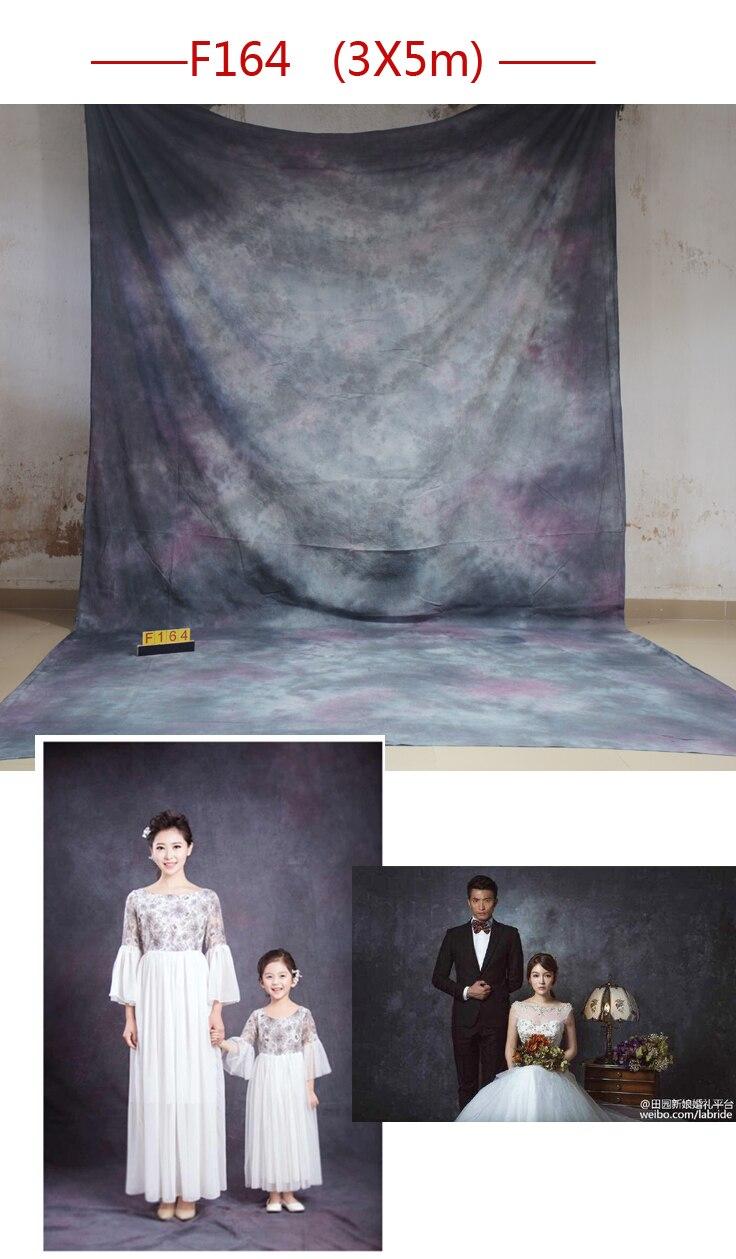 2017 Newest  3x5m Tye-Die Muslin Fantasy Backdrop F164,photo background photography backdrop ,backgrounds for photo studio<br>