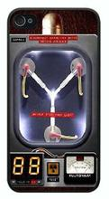 Flux Capacitor Back to the Future Cover case for iphone 4 4s 5 5s 5c 6 6s plus samsung galaxy S3 S4 mini S5 S6 Note 2 3 4