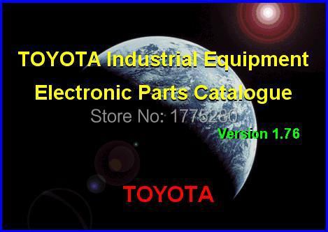 Industrial Equipment v1.98 [2016] For Toyota <br><br>Aliexpress