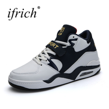 2017 Big Size Sport Shoes Men Running Shoes Brand Comfortable Mens Running Sneakers Sale Autumn Winter Walking Jogging Sneakers(China)