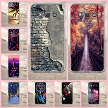 Phone Cases for Samsung Galaxy A3 2015 Case Back Cover for Coque Samsung Galaxy A3 2015 Cover TPU Soft Mobile Phone Cases Fundas