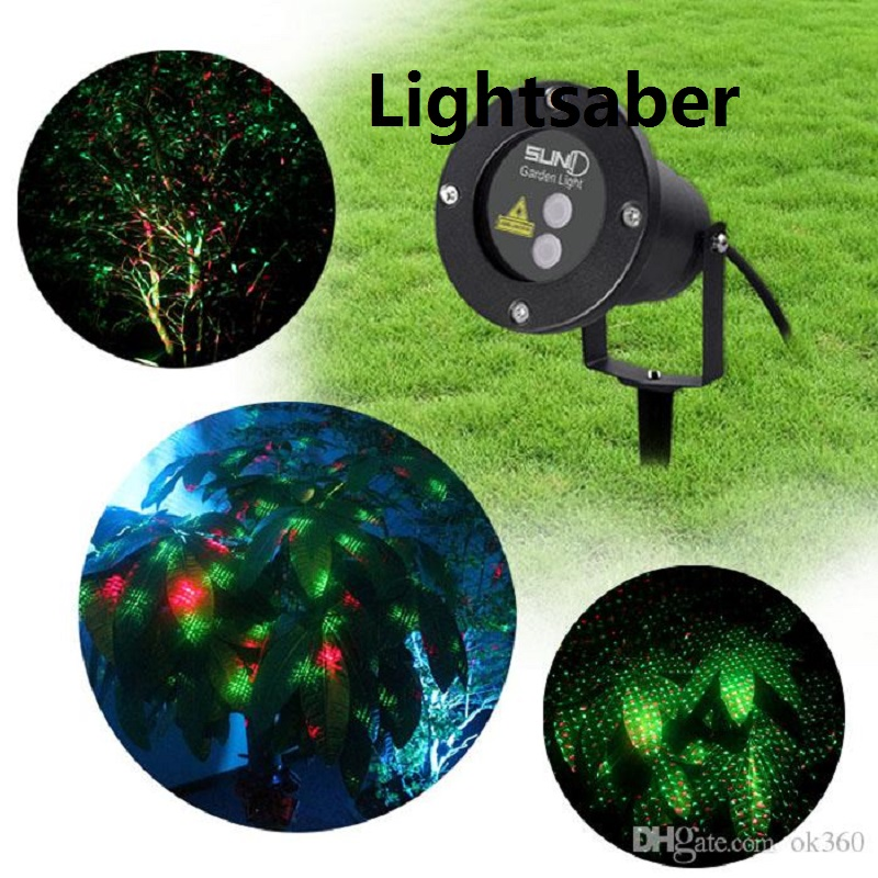 Outdoor Moving Full Sky Star Laser Projector Landscape Shower Lamp Blue&Green LED Stage Light Lawn Garden yard(China (Mainland))