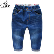 Buy I.K Baby Children Pants Jeans Child Denim Boys Pants Cotton Solid Long Trousers Kids Autumn Spring Skinny Pencil Pants PT1002 for $11.54 in AliExpress store