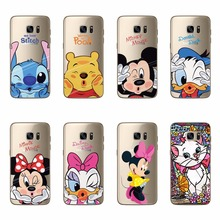 Buy Mickey Minne Cat Soft TPU Silicone Case Samsung S6 S6 Edge S7 S7 Edge S3 S4 S5 Mini Note 3 4 5 A3 A5 A7 J1 J5 J7 2016 Cover for $1.13 in AliExpress store