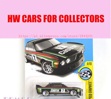 New Arrivals 2017 Hot Wheels 1:64 73th 3.0 CSL Race Car Metal Diecast Cars Collection Kids Toys Vehicle For Children(China)