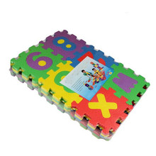 36Pcs Baby Child Number Alphabet Puzzle Foam Maths Educational Toy Gift dropshipping(China)