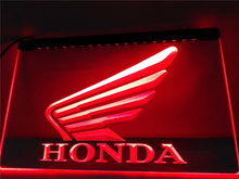 LG023- Honda LED Neon Light Sign hang sign home decor  crafts