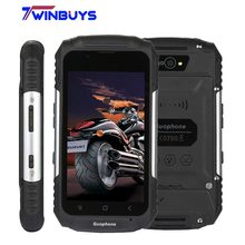 GUOPHONE V88 Waterproof Shockproof 3200mAh 4.0 Inch Android 5.1 GPS MTK6580 Quad Core 1GB RAM 8GB ROM 8MP 3G WCDMA Cellphones