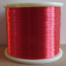 Qa-1-130 Red Magnet Wire 0.35 Mm *50 Meters/pc Enameled Copper Wire Magnetic Coil Winding(China)