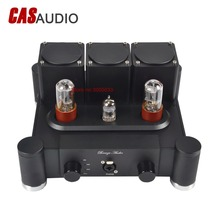 12AX7 ECC83 6SN7 5692 Class A Single Ended Tube Headphone Amplifier Preamp Valve Tube Headphone Amp W/ Plate Output Transformer