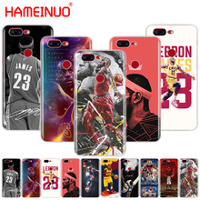 HAMEINUO LeBron James cover phone case Oneplus one plus 5T 5 3 3t 2 X A3000 A5000