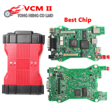 Newest VCM 2 Dianostic Scanner Multi-language VCM2 IDS Diagnostic Tool VCM II VCMII OBD2 Scanner For Frd/M-azda