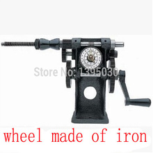 1pc New Manual Hand Coil Winding Machine Winder NZ-5 Dual Purpose Manual Coil Winder