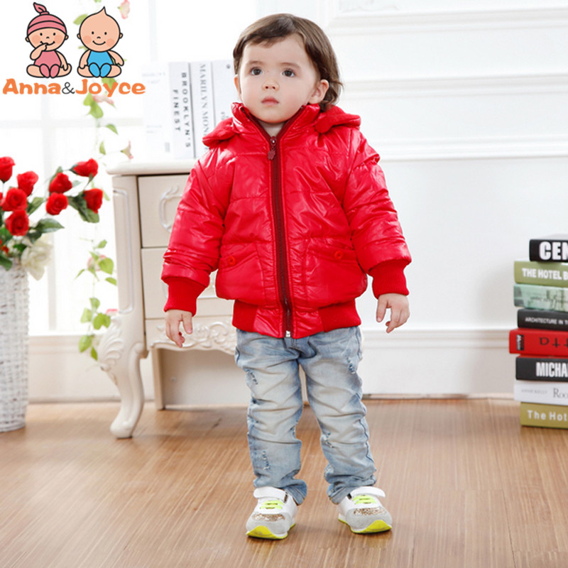 Childrens Space Suit Winter Thickening Cold-Proof Girl and Boy Red Black Soft High Quality Outwear Kids Cotton Wadded JacketОдежда и ак�е��уары<br><br><br>Aliexpress