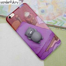 Buy Wonderfultry TPU Cover iPhone SE 5S 5 6 7 8 3D Cute Soft Silicone Squishy Cat Fundas Phone Case iPhone 6 6s Plus/ 8Plus for $2.99 in AliExpress store