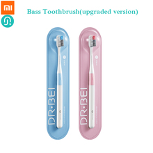Xiaomi Chain Doctor B Bass Method Toothbrush Upgraded Version Sandwish-bedded Brush Wire 4 Colors(China)
