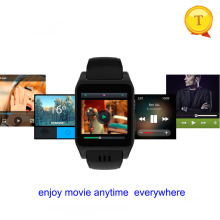2017 New Arrival cheap price 3G Wifi Bluetooth Android 5.1 Smart Watch SmartWatch support sim card hd camera for android ios
