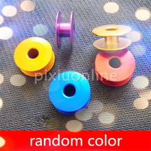 1pc K931 Out Diameter 21mm Anodizing Aluminum Process Bobbin Coil Winder DIY Model Making Sale at a Loss(China)
