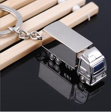 CL: Car Keychain - Smooth Stereo Mini Vans Model Keychain Alloy Track Car KeyRing Jewelry #1781785