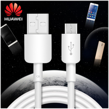 Original Honor Flex Cable Micro Usb Cable 2A Fast Charging Mini Usb Cable 1M For Huawei Y5 ii Honor 5c 6x P8 Lite Mate 8 Cables