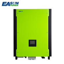 10KW Hybrid Solar Inverter EASUNPOWER 48V 380V Grid Tie Inverter 14850W MPPT Inverter Pure Sine Wave Inverter 40A AC Charger(China)