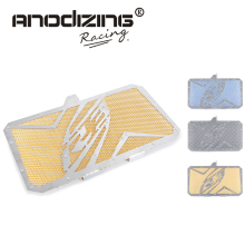 For Yamaha Yzf R3 2015-2017 New Design Motorcycle Accessories Stainless Steel Radiator Grille Guard Cover Protect Hot Sale(China)