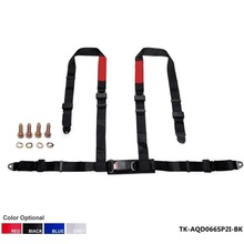 Tansky - Universal JDM Car Auto Racing Sport Seat Belt Safety Harness Strap For BMW E39 5-Series (2000- ) TK-AQD066SP2I