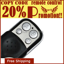 HOT!!! Duplicate Garage Remote Control Adjustable Frequency 290Mhz-480Mhz