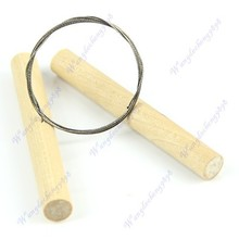 E74 Hot Sell 1pc Wire Clay Cutter For Fimo Sculpey Plasticine Cheese Pottery Tool Ceramic Dough