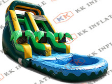 Inflatable Pool Slide From Professional Manufacturer