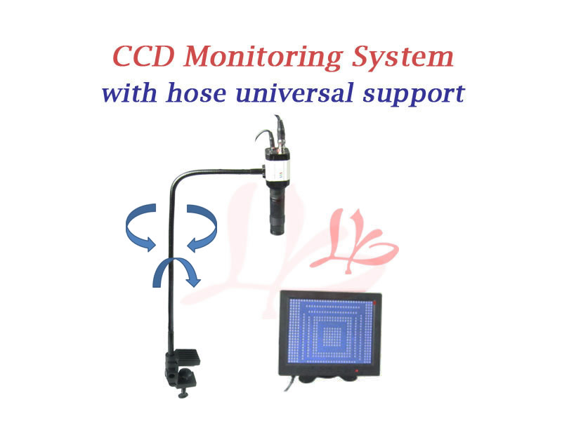 CCD &hose support (1)