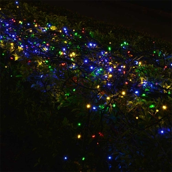Solar string 7M 50 LED Powered Xmas garland fairy Camping christmas decoration waterproof Outdoor garden solar led light lamp