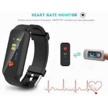 INCHOR WRISTFIT HR2 Smart Bracelet Sports Wristband Heart Rate Monitor OLED Waterproof Smart Wristband For Android IOS Phones