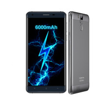 Oukitel K6000 Pro 5.5 Inch IPS 6000mAh 4G LTE Smartphone MTK6753 Octa Core 3GB RAM 32GB ROM Fingerprint 13.0MP Mobile Phone(China)