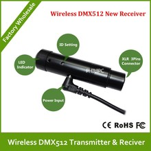 Free Shipping HOT sale wireless dmx controller wireless dmx receiver China dj system Suppliers