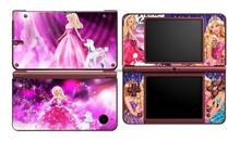 Barbie 325 Vinyl Skin Sticker Protector for Nintendo DSI XL LL for NDSI XL LL skins Stickers