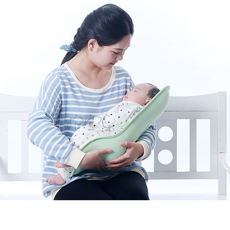 baby nursing pillow Orthopedic kids pillow head shaping newborn posing positioner protector anti roll neck breastfeeding feeding<br>